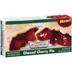 krispy kreme fruit pie