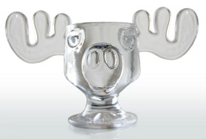 Marty the moose mug